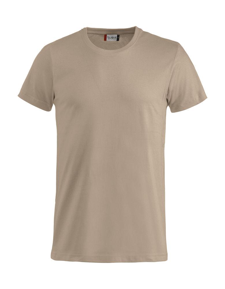 029030- Clique Basic-T - T-shirt Homme - 109 T-shirt Coton