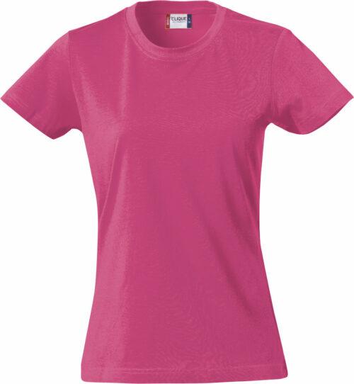 029031- Clique Basic-T - T-shirt Femme - 109 T-shirt Coton