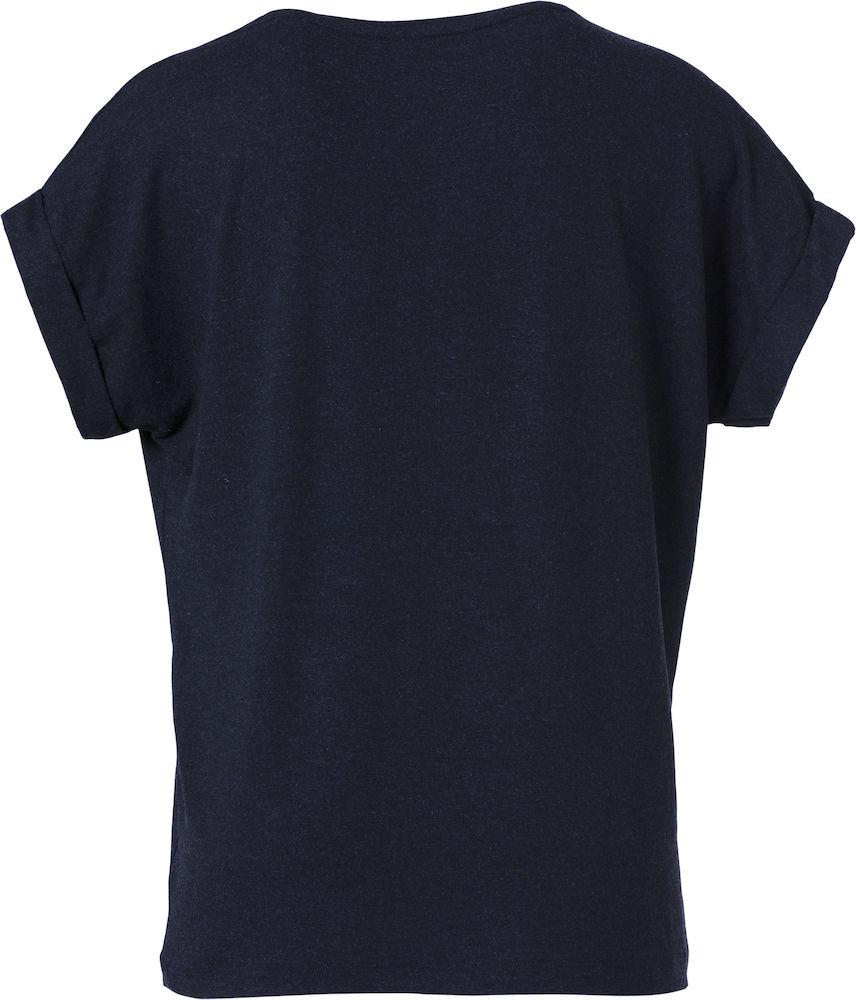 029305- Katy - T-shirt Femme - 109 T-shirt Tri Blend