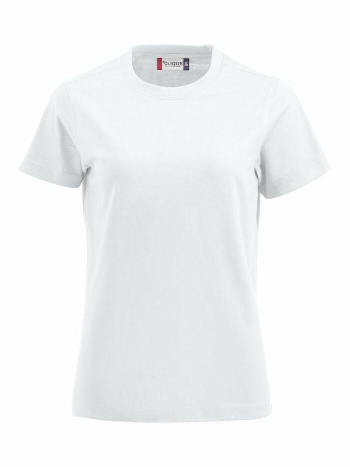 029341- Clique Premium-T - T-shirt Femme - 109 T-shirt Coton