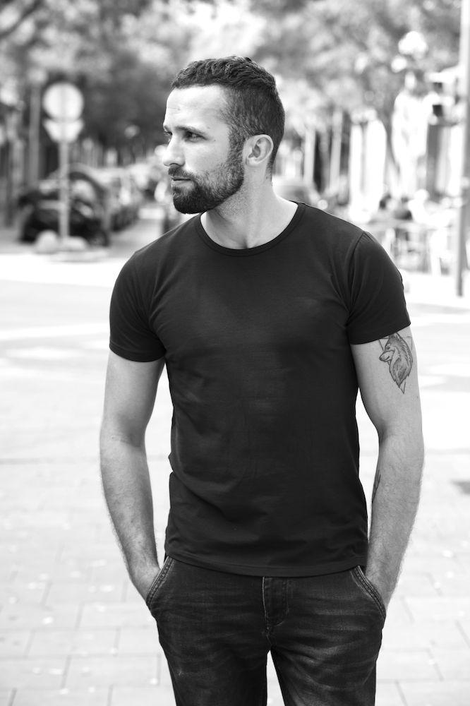 029344 - Stretch-T - T-shirt Homme - 109 T-shirt Coton