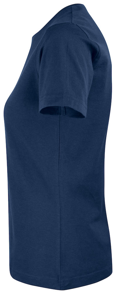 029349 - Clique Premium Fashion-T - T-Shirt Femme - 109 T-shirt Coton