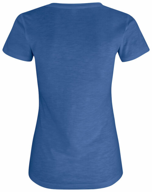 029352 - 029353 - Slub-T - T-shirt Homme - T-shirt Femme - Coton Flammé - Coton Slub - 109 T-shirt Coton