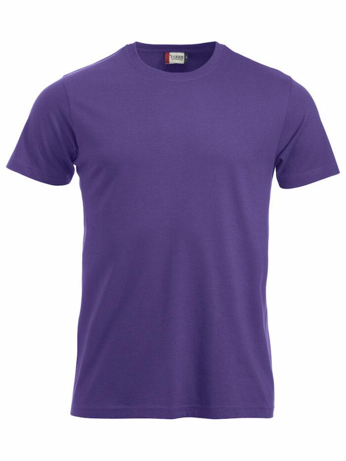 029360- Clique New Classic-T - T-shirt Homme - 109 T-shirt Coton