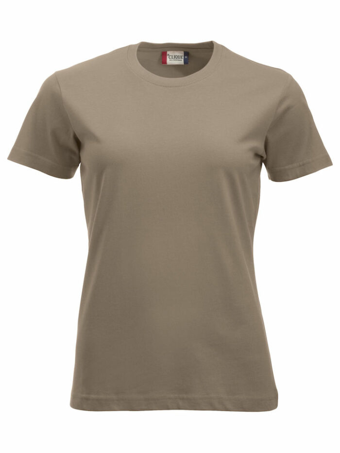 029361- Clique New Classic-T - T-shirt Femme - 109 T-shirt Coton