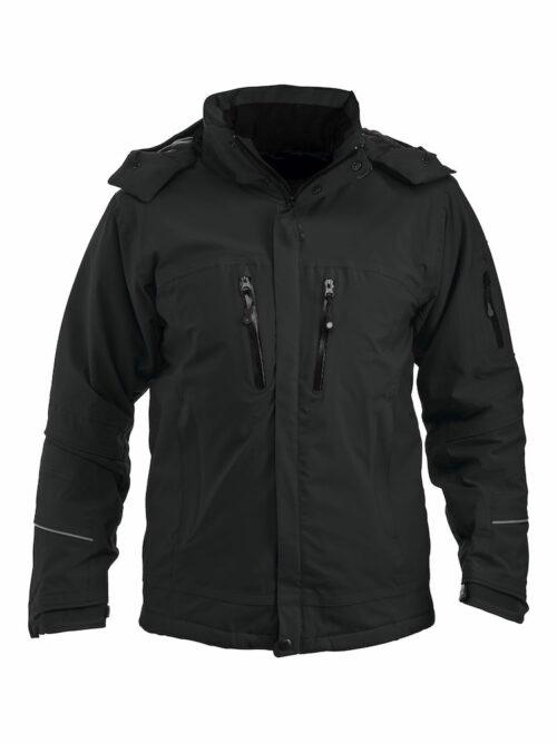 010177_Sanders_softshell homme, pare neige, capuche, ski, impermeable, respirabilite, shell, chaud, tendance, qualite, clique, new wave, 109 t-shirt