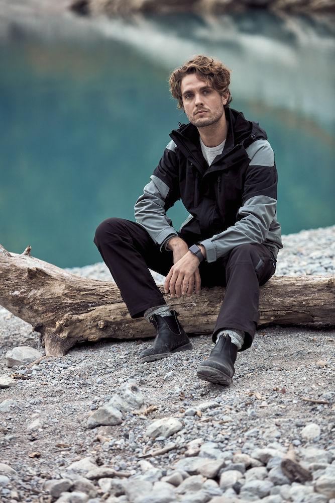 020901_Stafford_B, veste trekking, homme, femme, unisexe, clique, new wave, 109 t-shirts, softshell, moderne, tendance, finition, zips, fitting