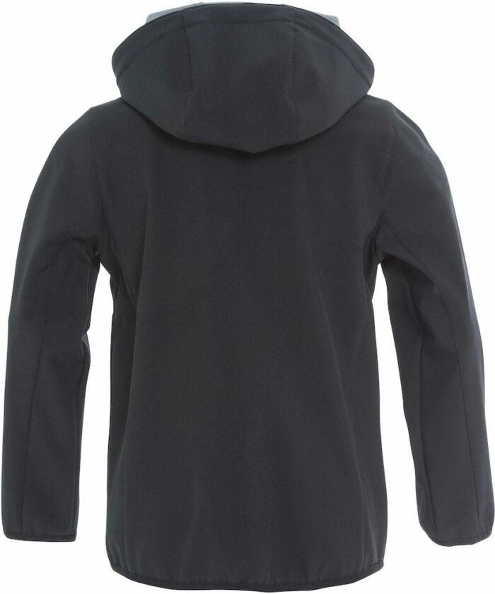 020909_BasicSoftshellJunior_softshell, veste, enfant, clique, new wave, 109 t-shirts, impermeable, respirant, chaud, tendance