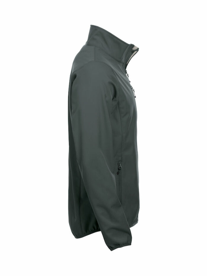 Softshell Basic Softshell Jacket - Clique 020910, 020915, homme, femme, body warmer, soft-shell, sans manches, veste, qualite, protection, tendance, clique, new wave, 109 t-shirts