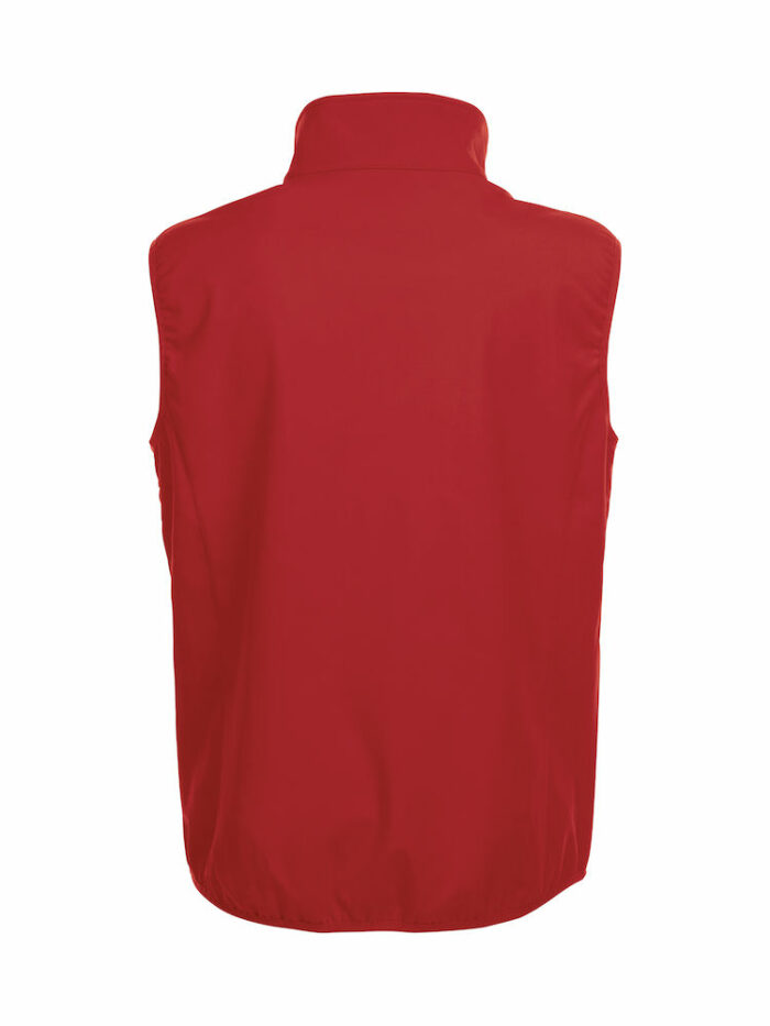 Softshell Basic Softshell Vest - Clique 020911, 020916, homme, femme, body warmer, soft-shell, sans manches, qualite, protection, tendance, clique, new wave, 109 t-shirts