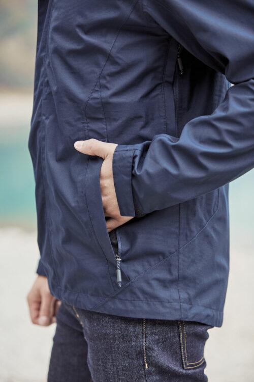 020923_Waco, veste outdoor technique, soft-shell, clique, new wave, 109 t-shirts, moderne, design, zip étanche, couture thermo-soudée, reggae poignet velcro, coupe-vent