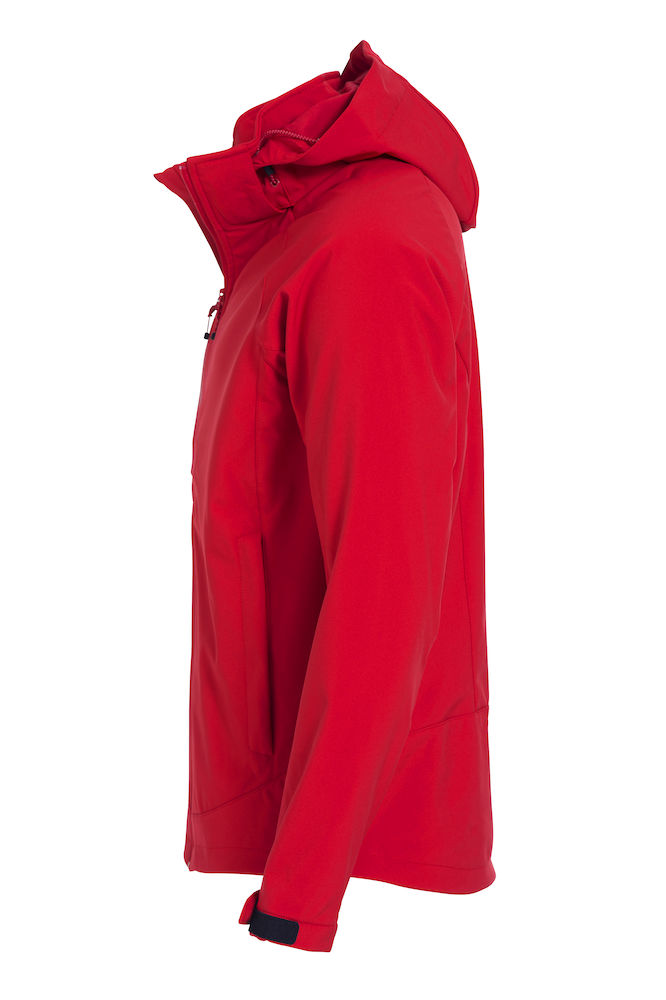020927_020928_MilfordJacket_homme, femme, ladies, softshell, impermeable, capuche amovible, cordon serrage, membrane doublée polaire, clique, new wave, 109 t-shirts