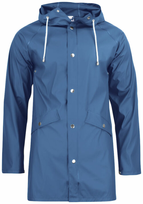020939_ClassicRainJacket_veste de pluie, impermeable, poche, pression, couture thermo, clique, new wave, 109 t-shirts