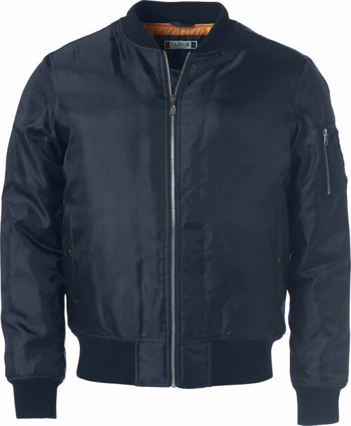 020955_Bomber-clique-new wave-109 t-shirt-bomber-poche-zip-unisexe-homme, femme
