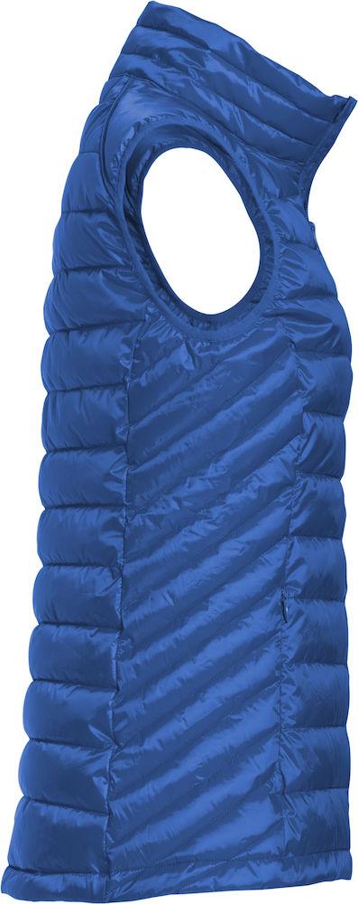 020974_020975_HudsonJacket_Vest_ladies, clique, new wave, 109 t-shirts, doudoune, tres tendance, qualite, déferlant, respirant, passage cordon