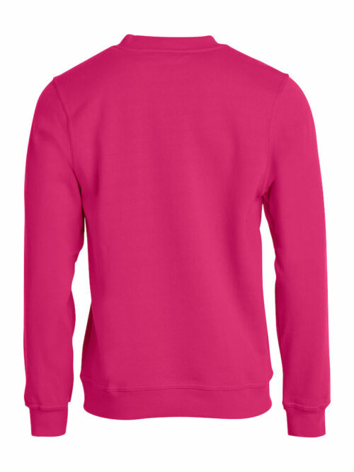 Sweatshirt Basic Roundneck Junior - Clique 021020, new wave, 109 t-shirts, sweatshirt, enfant, matches longues, polyester, coton, qualite, lavage intensif