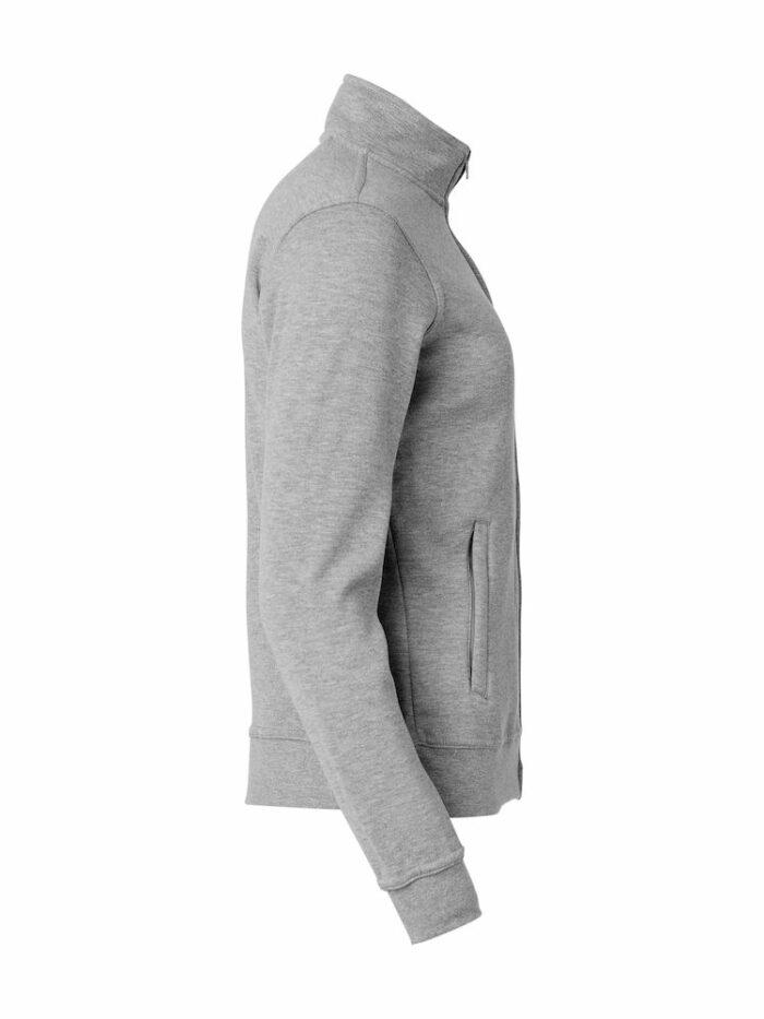 021038_BasicCardigan_sweatshirt, sweat, full zip, tendance, ajuste, clique, new wave, 109 t-shirts, smartphone, cable, oeillet, femme