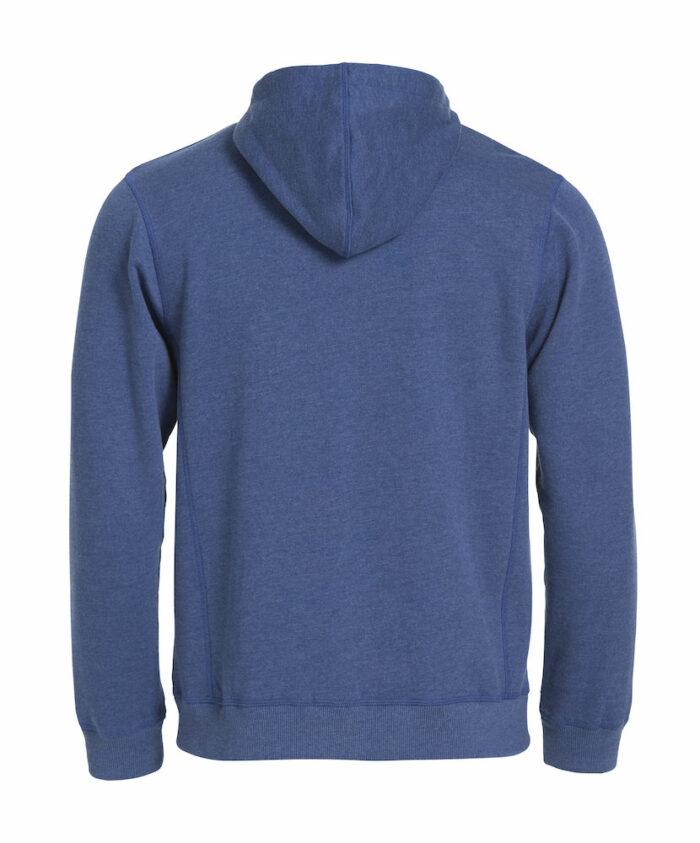 021044_021045_Classic_Hoody_Full_Zip_sweat, sweatshirt capuche, full zip, homme, femme, coton, polyester, qualite, ajuste, smartphone système, clique, new wave, 109 t-shirts, cordon