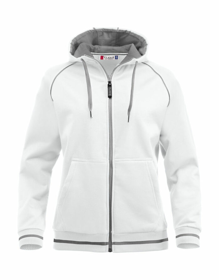 021052_Grace, sweatshirt, full zip, femme, capuche, coton, polyester, cordon serrage, qualite, produit premium, top, tendance, clique, new wave, 109 t-shirts