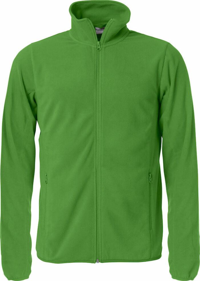 023914_homme, basic micro fleece jacket, micro polaire, polaire, clique, new wave, 109 t-shirts, poches zippees