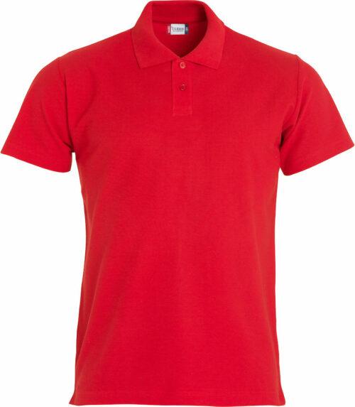 Polo Basic Polo Junior - Clique 028232, polo usage quotidien, coton, ring spun, fente aisance, qualite, tendance, clique, new wave, 109 t-shirts
