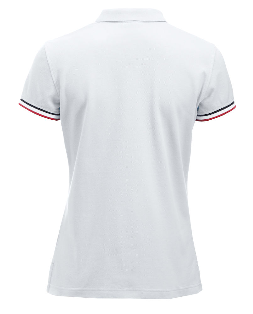028239_Polo_Newton_Clique_New_Wave_109 t-shirts_Polo_Contraste_Homme_Tendance_Coupe ajuster_Confortable_Femme