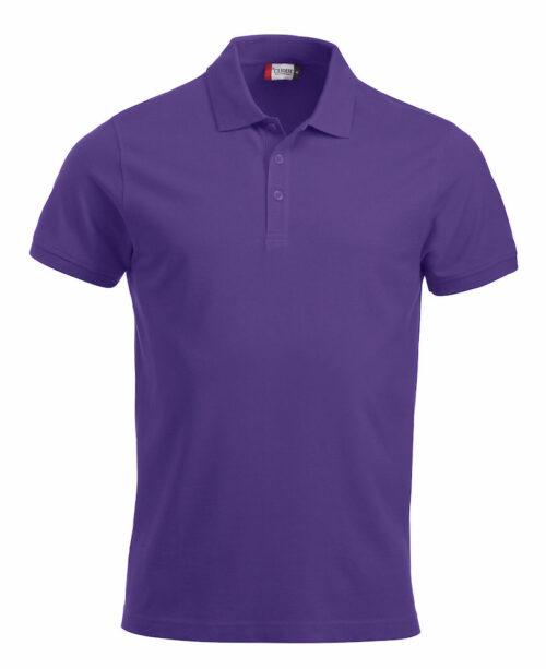 028244_ClassicLincoln_Polo_manches_courtes_Clique_New_Wave_109-t-shirts_coton_fente_aisance