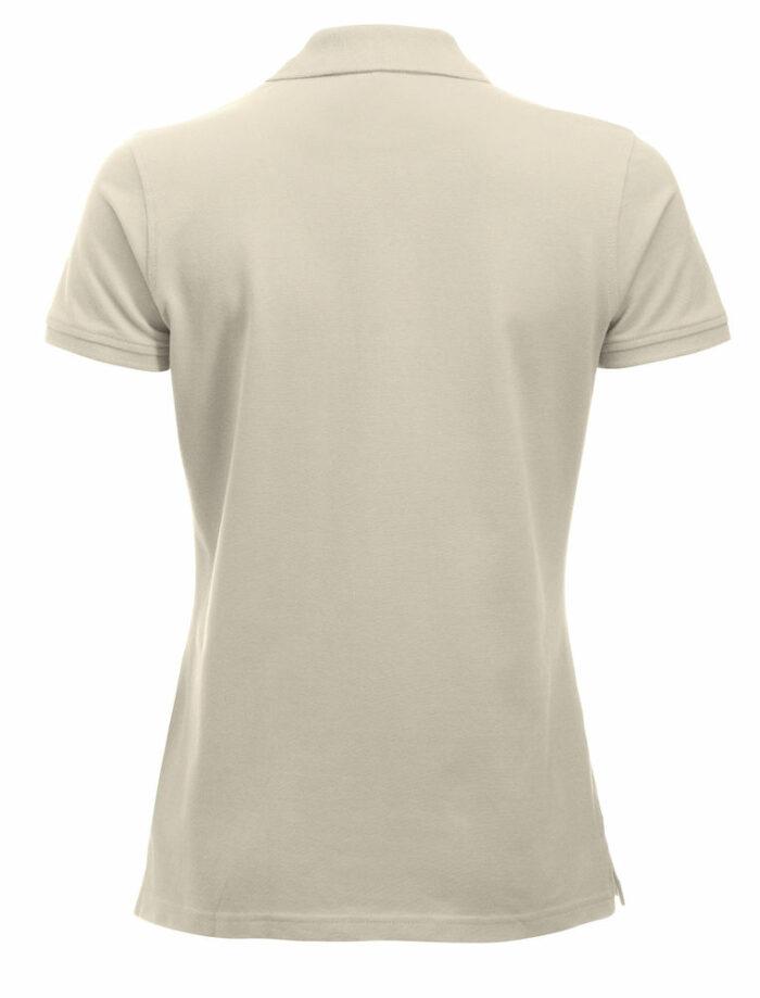 028246_Classic_Marion_Femme_Polo_manches_courtes_Clique_New_Wave_109-t-shirts_coton_fente_aisance