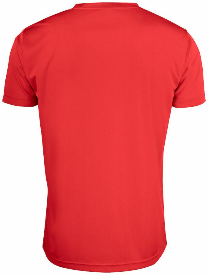 T-shirts Basic Active-T Junior - Clique 029037, t-shirt, respirant, polyester, Spindye, tendance, solide, qualite, clique, new wave, 109 t-shirts