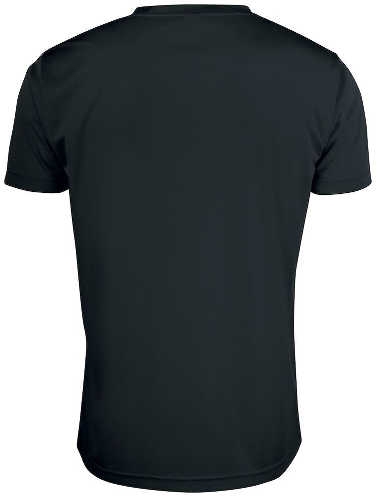 T-shirts Basic Active-T Junior - Clique 029037, t-shirt, respirant, polyester, Spindye, tendance, solide, qualite, clique, new wave, 109 t-shirts