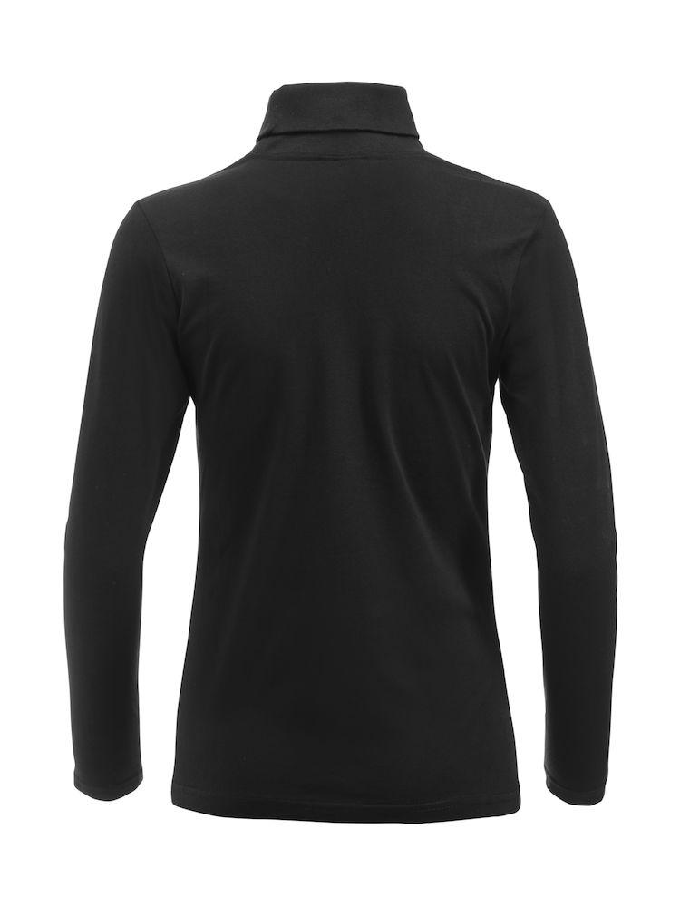 029460_Clique - Co roulé ) jersey - coton peigné - t-shirt femme - 109 T-shirts
