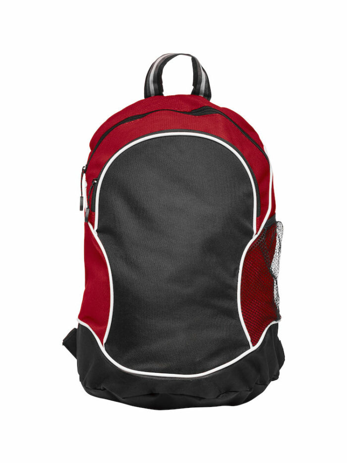 040161_BasicBackpack_clique, new wave, 109 t-shirts, sac a dos de sport, poche, tendency, couleur
