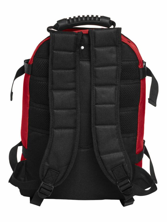 040207__BackPack_sac à dos, clique, new wave, 109 t-shirts, pratique, resistant, aches, sport, usage quotidien, rise en main agreable