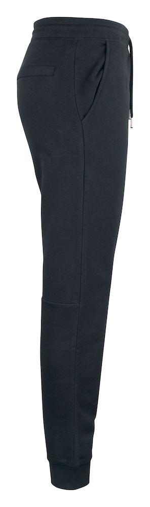 021008_PremiumOC_Pants, pantalon de survêtement, homme, femme, coton organique, polyester recyclé, clique, 109 t-shirts, qualité, cordon de serrage, zip Ykk