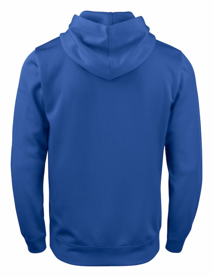 021011_BasicActive-Hoody-capuche_homme, femme, unisexe, sweat polyester, col rond, spin dyed, clique, 109 t-shirts, lavage 690, qualite, poche zappe manche