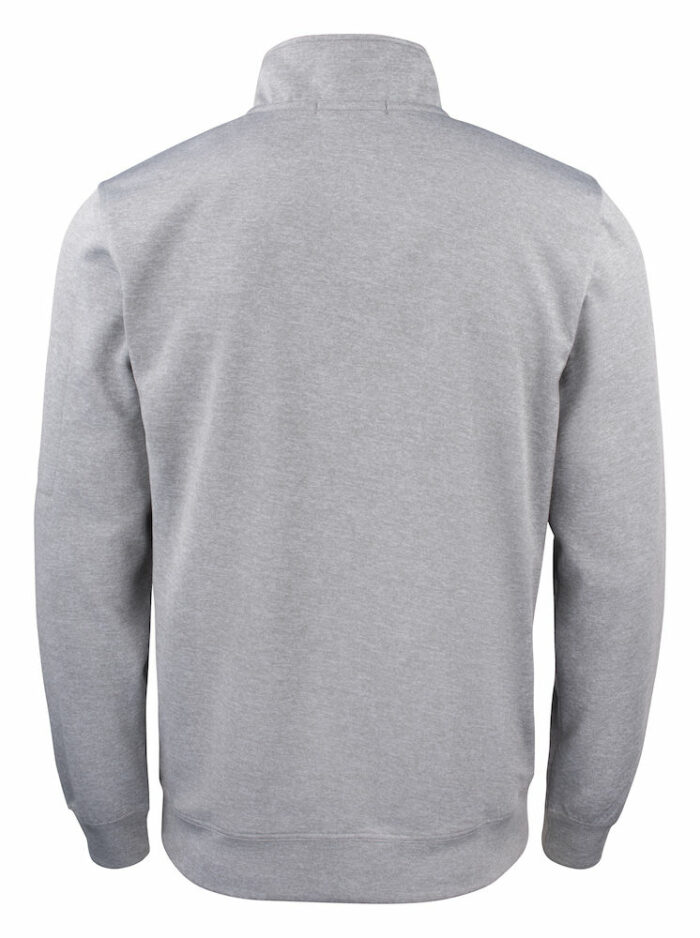 021013_Basic_active_Half_zip-homme, femme, unisexe, sweat polyester, spin dyed, ton sur ton, qualite, clique, 109 t-shirts, ear phone system