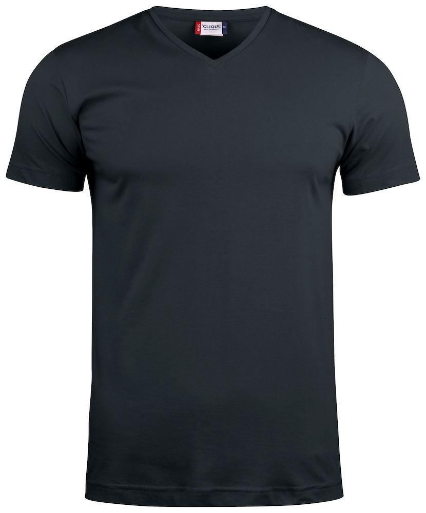 029035_BasicTV-Neck-homme-femme-unisexe-col-v-basic-coton-clique-109-t-shirts