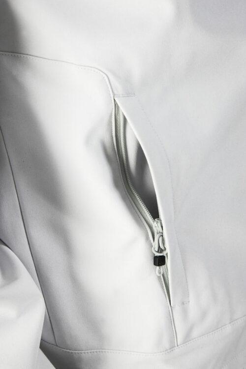 1903912_1995_Light_Softshell_Jacket_Homme, Softshell 3 couches - La plus technique de toutes les softshell - Vent Air - Coutures thermo-soudées - Zips étanches - Manches pré-formées - Capuche compatible avec les casques WP : 19000 MWP : 17000, Craft, 109 t-shirts