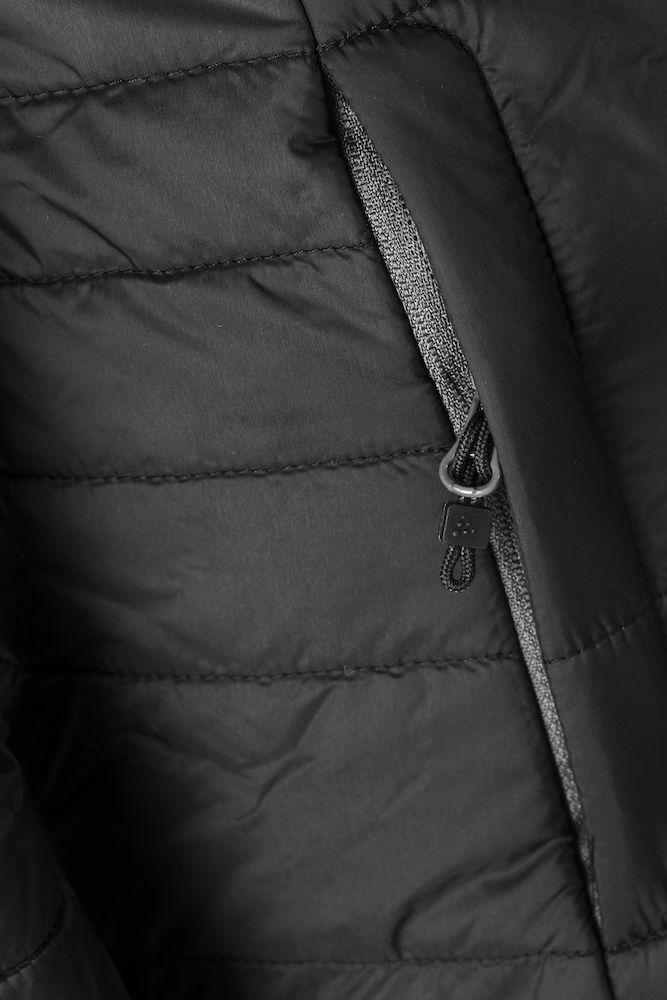 1904569_2336_Insulation_Primaloft_Jacket_Homme, Doudoune ultra-légère - Traitement déperlant DWR - Primaloft - Rapport Maitien au chaud / poids excellent !! Matelassage en Primaloft - Isolation optimale - durabilité renforcée - 2 poches - taille réglable, Craft, 109 t-shirts