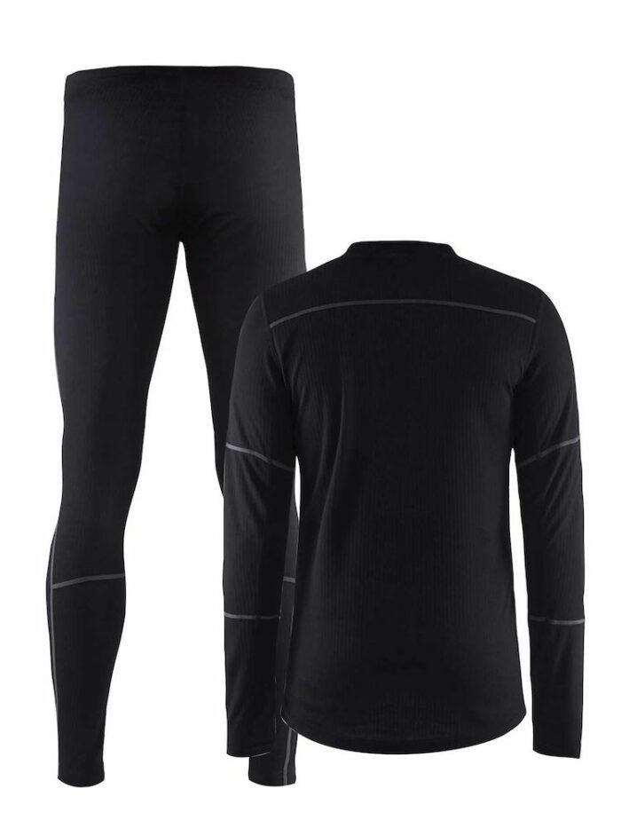 1905332_999985_Baselayer_Set_Homme, Haut et bas en tricot doux et confortable avec coutures flatlocks, Craft, 109 t-shirts
