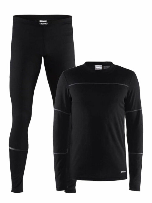 1905332_999985_Baselayer_Set_Homme, Haut et bas en tricot doux et confortable avec coutures flatlocks, Craft, 109 t-shirts