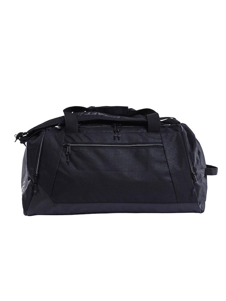 1905743_9999_Transit_45L_Bag_Sac pratique pour les week-ends avec poignées et bretelle. Poches sur le côté, grosse poche extérieure et logo Craft. 45L, Craft, 109 t-shirts