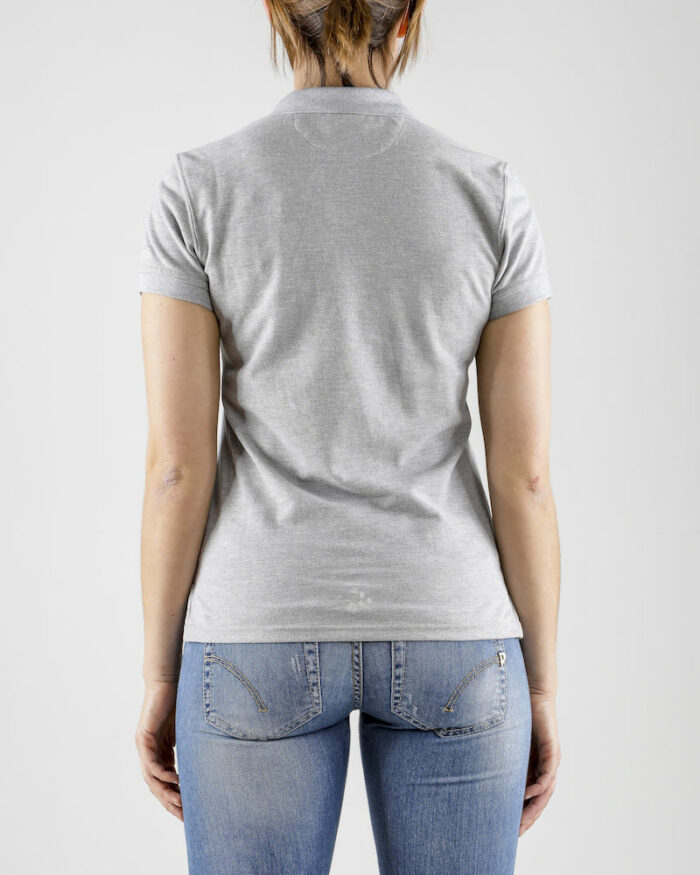 1905800-395000_1905801-950000_1904581-9999, Polo contemporain avec 3 boutons • Polyester et coton doux pour un équilibre parfait entre fonctionnalité et confort • Fentes d'aisances latérales, Craft, 109 t-shirts, femme