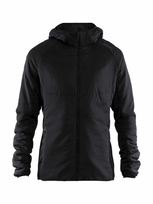 1906312_395000_Emotion Light Padded Jacket_Homme, Veste doublée légère et douce Inserts elasthannes sur les côtés et intérieur des manches Capuche doublée - 2 poches zippées extérieures - 1 poche interieure, Craft, 109 t-shirts