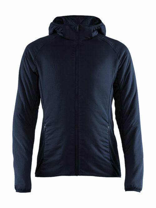 1906313_395000_Emotion Light Padded Jacket_Femme, Veste doublée légère et douce Inserts elasthannes sur les côtés et intérieur des manches Capuche doublée - 2 poches zippées extérieures - 1 poche interieure, Craft, 109 t-shirts