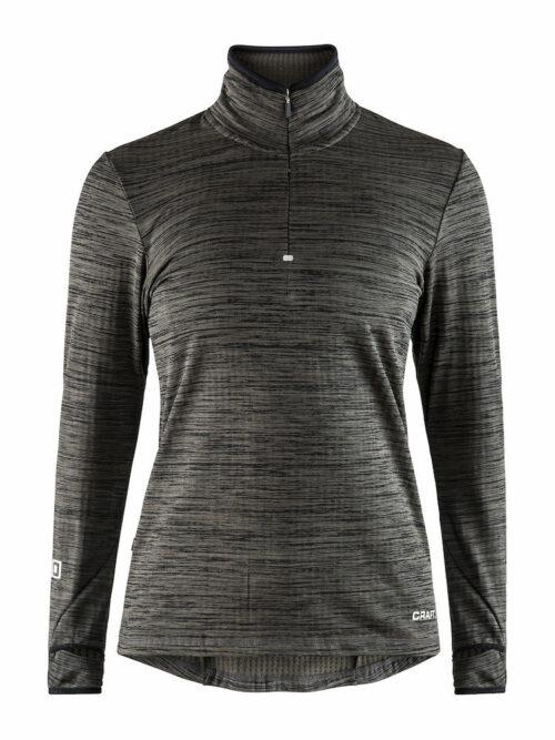 1906644_998000_Grid_Halfzip_Veste half zip, Douce et fonctionnelle, Tissu structuré pour ne pas coller à la peau, Craft, 109 t-shirts