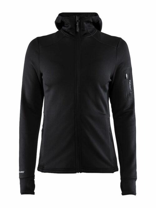 1906646_999000_Trict Polartec Hood_Sweat Midlayer à capuche, Doux et confortable, Poche zippée, homme, Craft, 109 t-shirts