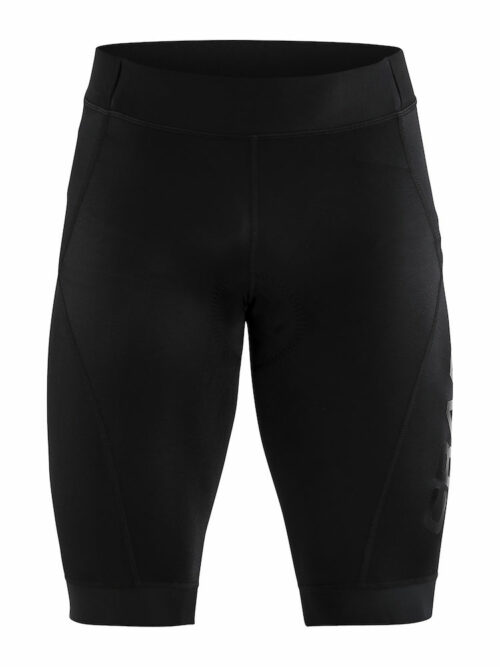 1907159_999000_Essence Shorts_Homme, Short doux, extensible et ergonomique • Production durable - Polyamide recyclée • Evacuation optimale de la transpiration • Lycra - compression Sport Energy avec tissage extensible quadri directionnel • Finitions bandes élastiques larges • Avec relief silicone pour une meilleure tenue • Finitions rétro-réfléchissantes • Renfort de selle 3D, Craft, 109 t-shirts