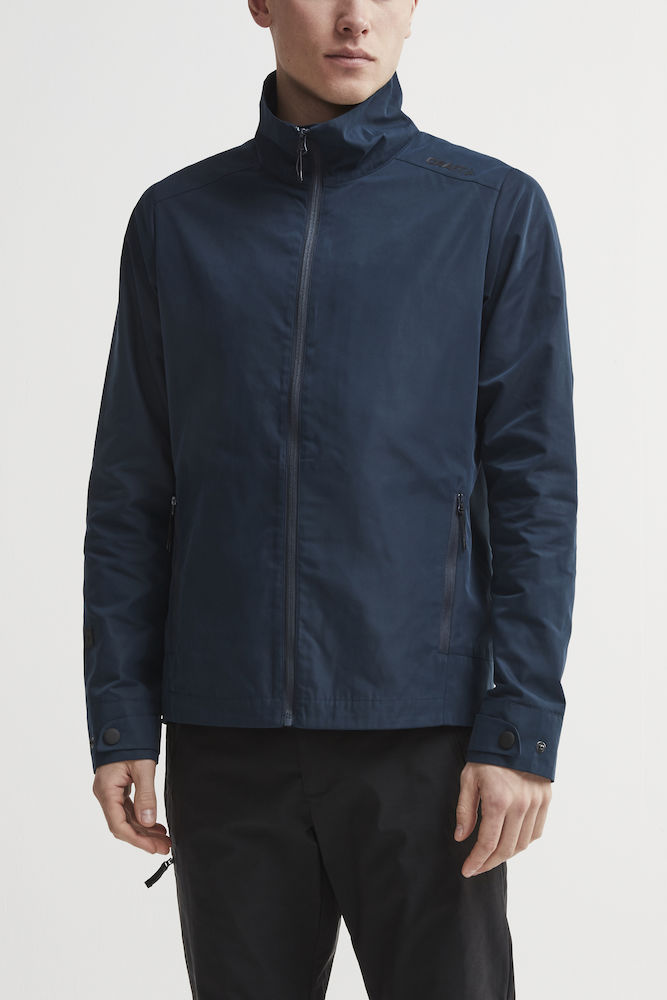 1907225_395000_Casual spring jacket, Homme, Veste mi saison - douce et décontractés - Col haut - design contemporain, Craft, 109 t-shirts