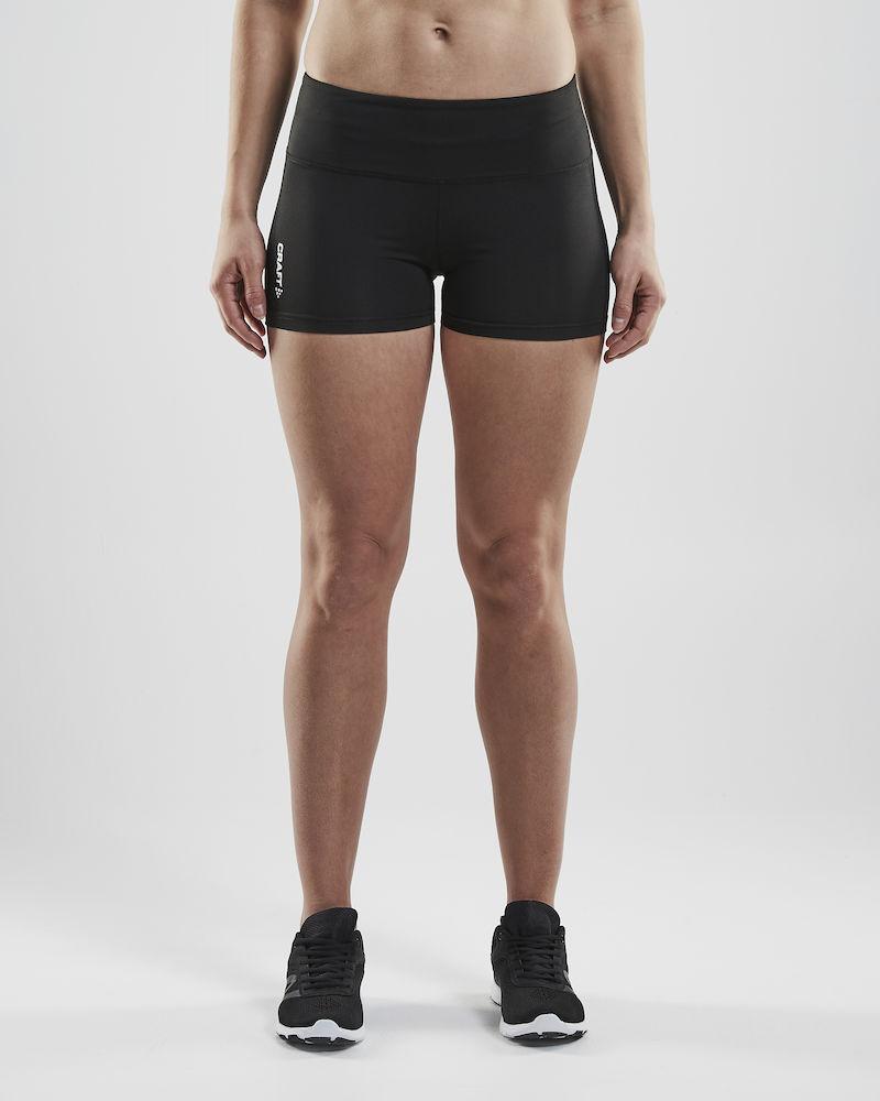 1907372_999000_RUSH HOT PANTS_Femme, Short court léger • Tissu extensible et fonctionnel qui évacue l'humidité • Grande liberté de mouvement • Idéal pour les clubs, sponsors ou entreprises, Craft, 109 t-shirts
